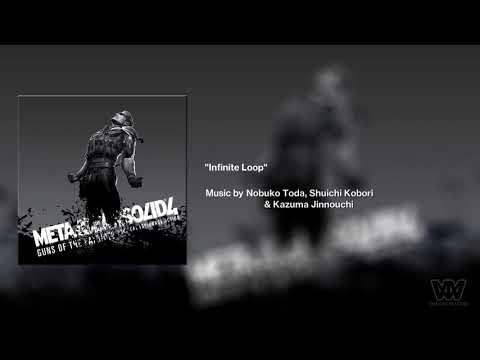 Metal Gear Solid 4 OST - Infinite Loop [Extended]