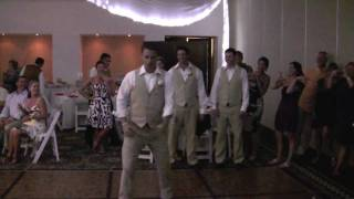 wedding dance aww push it push it real good