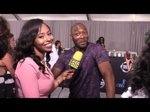 BJ Britt Talks Being Mary Jane and the BET Awards
