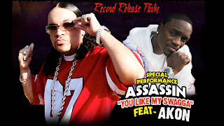 Akon - U Like My Swagga Feat Assassin 2007.wmv