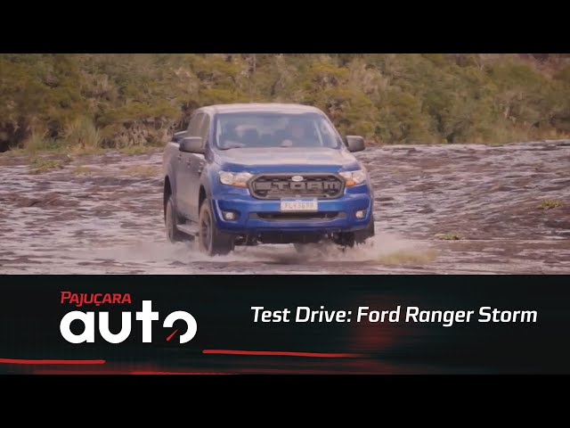 Test Drive: Ford Ranger Storm
