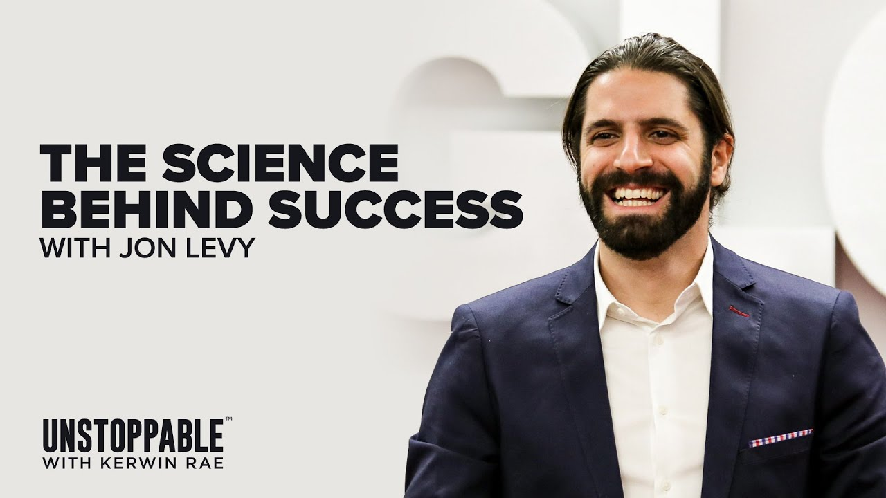 The Science Behind Success | Jon Levy | S2E12