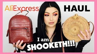 HUGE Aliexpress Clothing Haul | Try On Style | v e r a