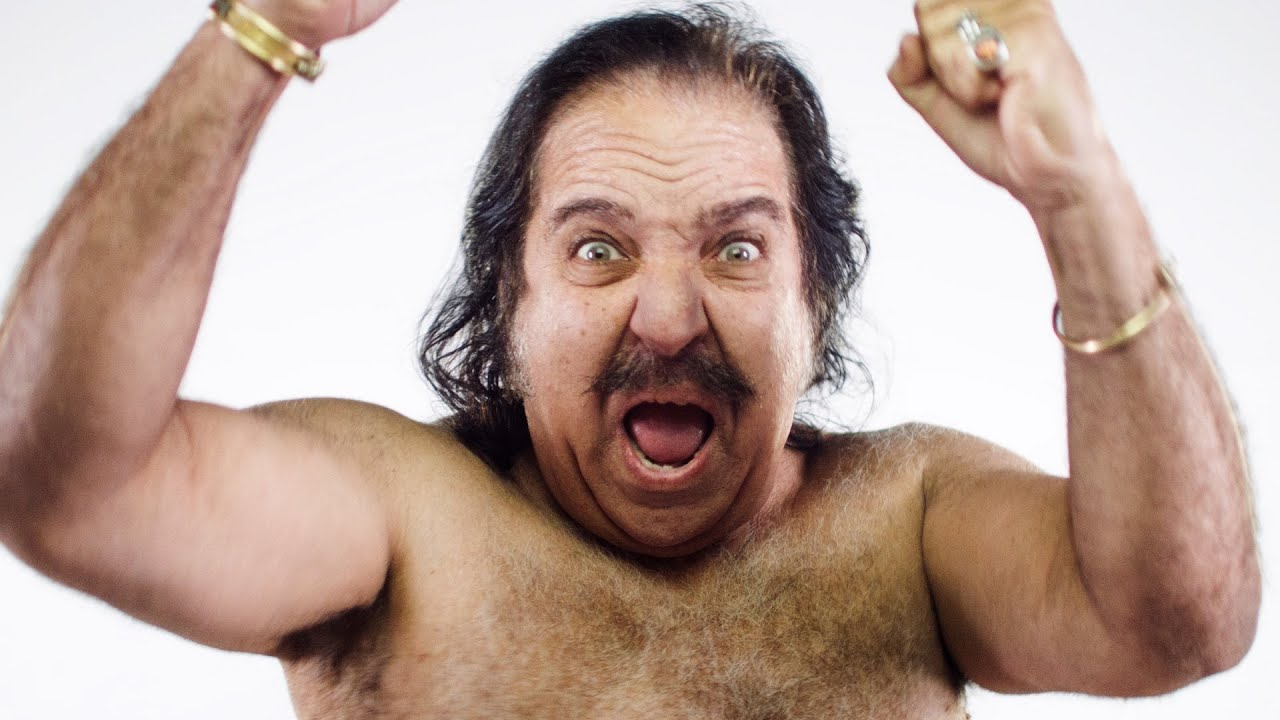 Ron jeremy wrecking ball