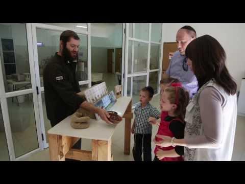 Joy of Israel Episode 3 - Holy Hebron and Sweet Hebron Hills