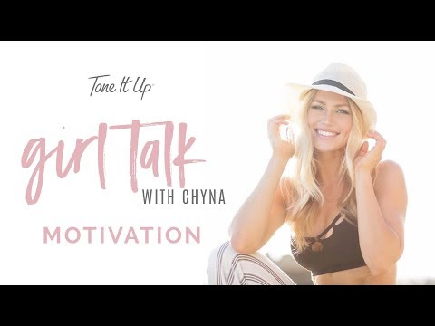 Girl Talk With Chyna Vlog ~ My Best Tips To Stay Motivated For Your Workout