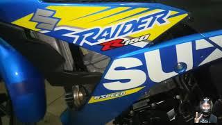 Suzuki Raider 150 Fi Issues