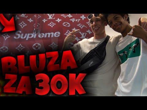 BLUZA SUPREME ZA 30K PLN - HypeMarket