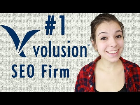 #1 Volusion SEO Firm