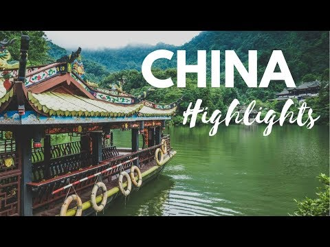 China Highlights: Sights, Sounds, & Flavours of the Middle Kingdom