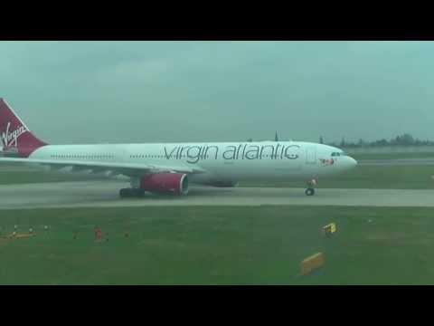 BA293 London  Heathrow TO Washington D.C Dulles