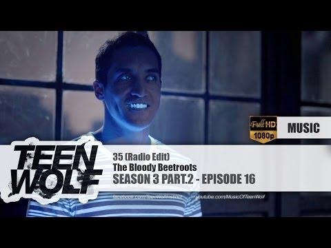 The Bloody Beetroots  35 Radio Edit  Teen Wolf 3x16 Music HD