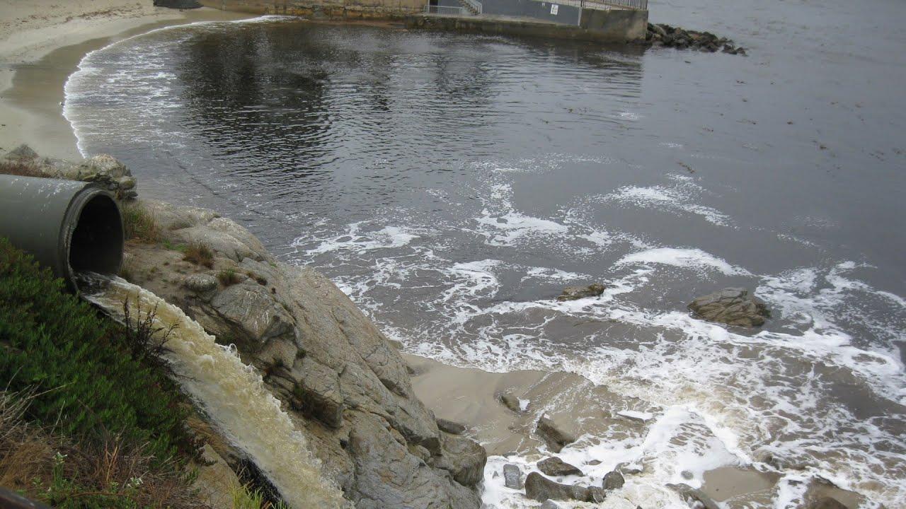 Stormwater Runoff Pollution : Storm water runoff youtube