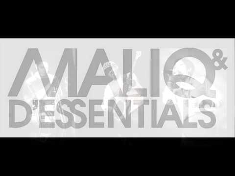 maliq & d'essentials (feat Fariz RM) - barcelona lyric