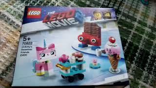 набор по Лего фильму 2