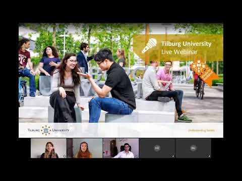 Hollanda'nın En İyilerinden Tilburg University'de Eğitim, Program Seçenekleri ve Burslar