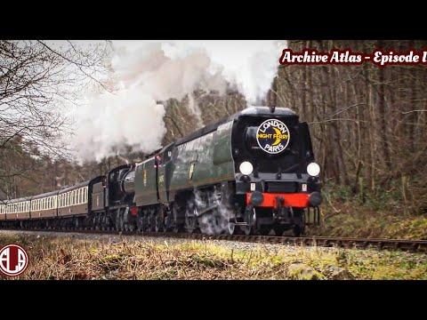 'Archive Atlas' Episode II - 'Steel, Steam & Stars IV' April 2015