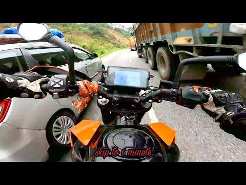 Ktm Duke 390   Adrenaline Rush   Shillong Road