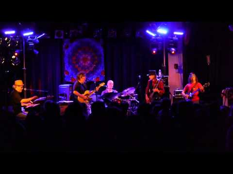 David Nelson Band - Fable of a Chosen One - Different World - The Wheel - WoW Hall - 5/13/12 - 720p
