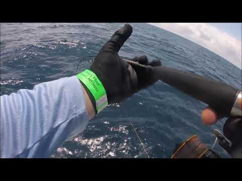Jigging On The Captain Stacy (Aug 12 2019)