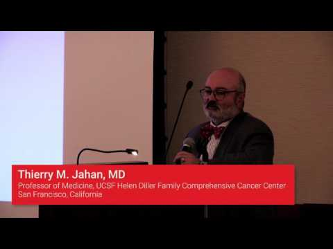 The Role of Immunotherapy in Advanced Pleural Mesothelioma Thierry M. Jahan, MD