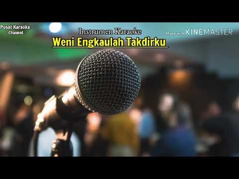 karaoke-engkaulah-takdirku---weni