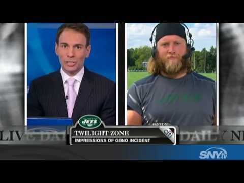 Daily News Live: Nick Mangold