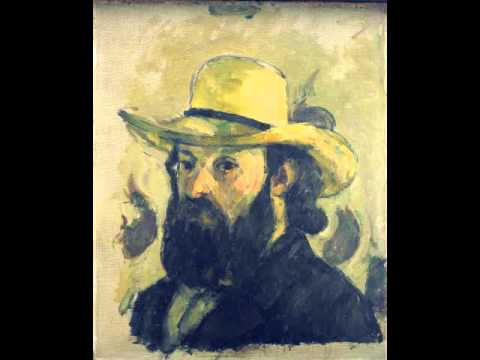 shortie 4art-music match Paul Cézanne.