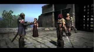Sound To Picture Portfolio Piece: Dragon's Dogma Trailer - Nick Abbott