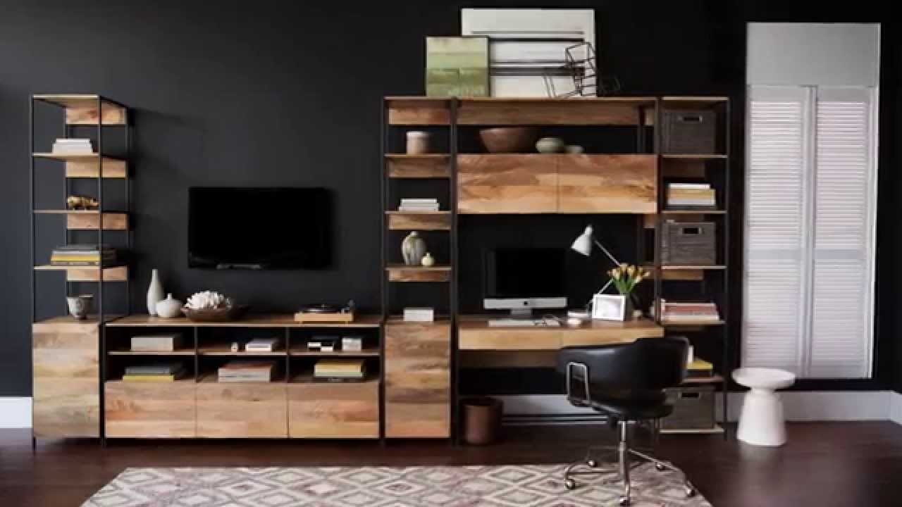 Modular Storage That Adapts To Your Life | West Elm   YouTube Design Inspirations