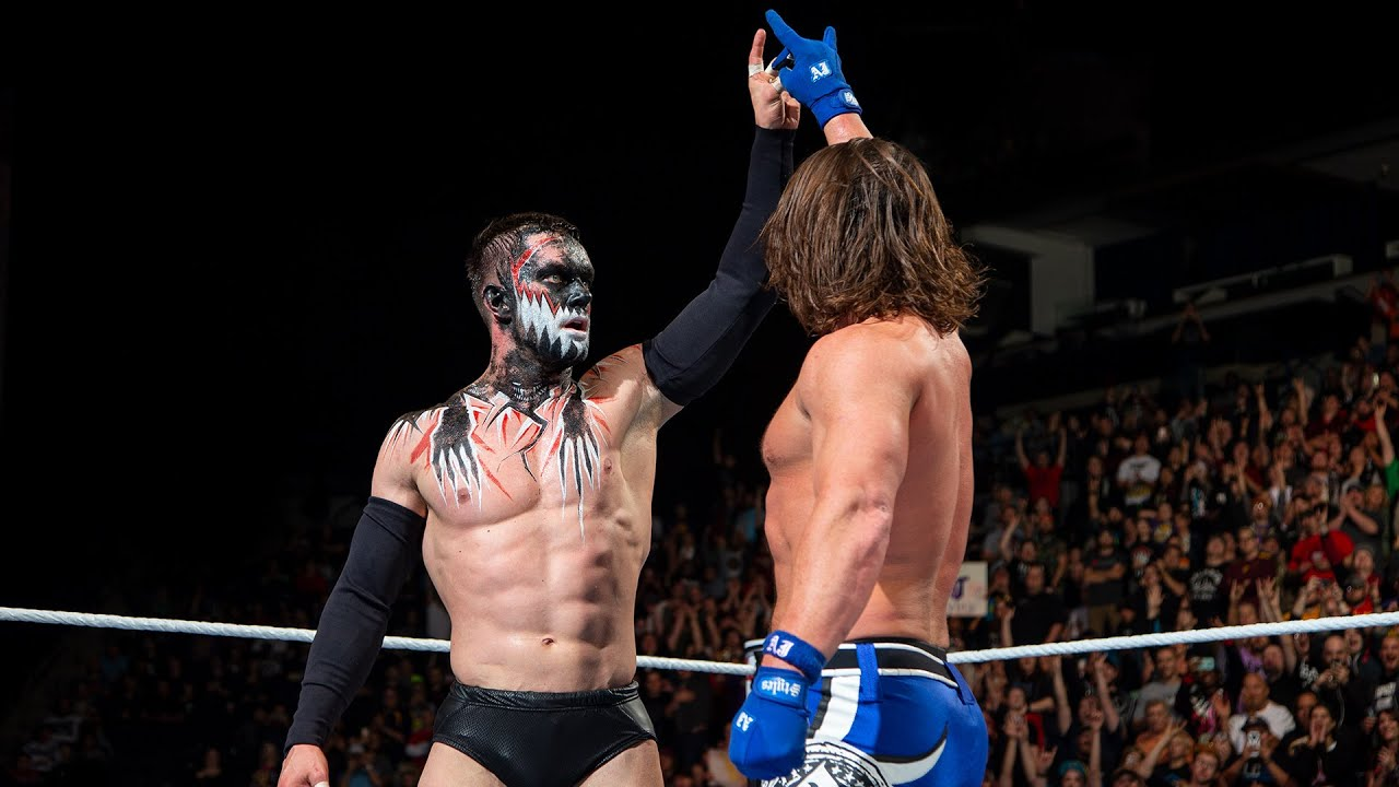 Finn Bálor's coolest matches: WWE Playlist
