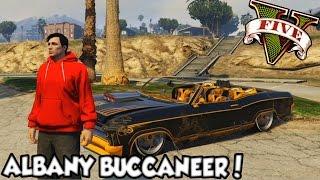 GTA V - Tunando o Albany Buccaneer Insano! DLC LowRiders
