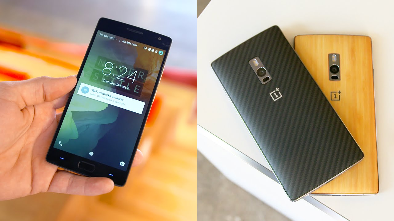 OnePlus 2 Unboxing & Mini Review!