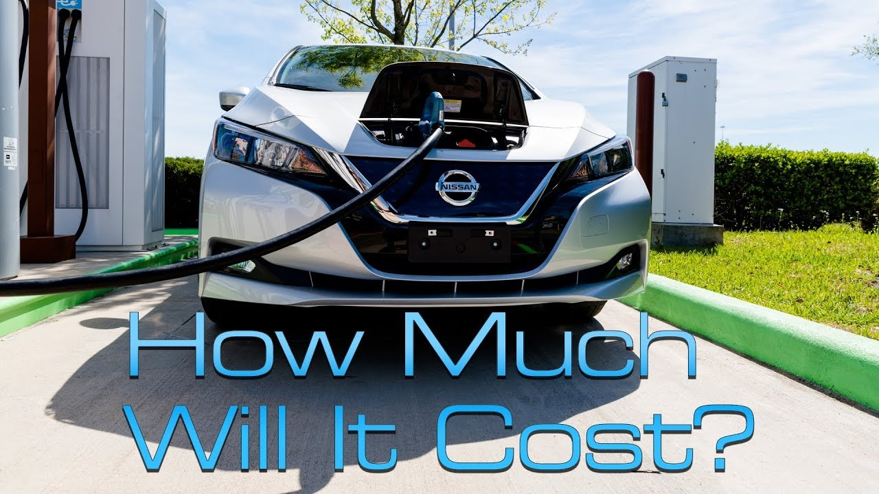 2019 Nissan Leaf E Plus Here S How Much It Will Cost