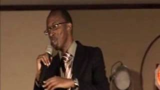 Atome at Miss East Africa Rwanda 2009 Event [part 1]