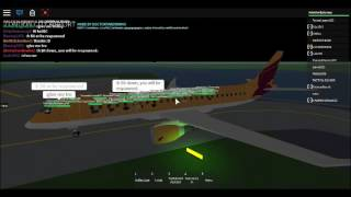 ROBLOX: FlyDoha - Departure from London City