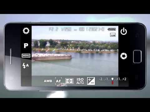 Cámara FV-5 Vídeo promocional