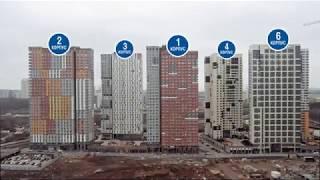 ЖК «Квартал «Спутник», Московская обл., Одинцовский г.о., март 2020