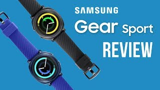 Samsung Gear Sport review: stylish, sleek, seriously waterproof smartwatch