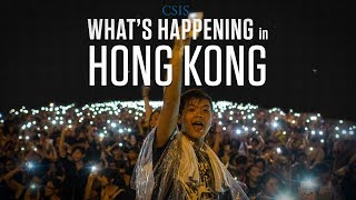 What's Happening in Hong Kong