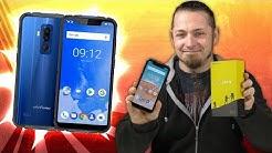 ULEFONE ARMOR 5 📱 Vollgepacktes Outdoor-Smartphone [Review, Technik, German, Deutsch]