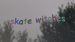 Teen Suicide Skate Witches