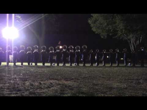 Blue Devils Hornline 2011 - Exercise and Chords