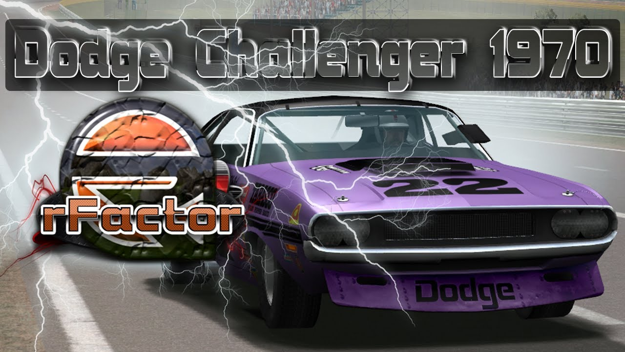 dodge challenger 1970 monaco grand prix 1967 rfactor. Black Bedroom Furniture Sets. Home Design Ideas