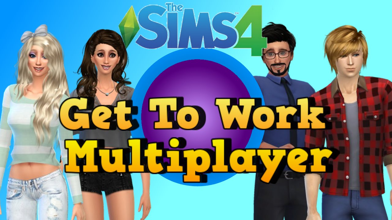 how to play sims 4 online multiplayer