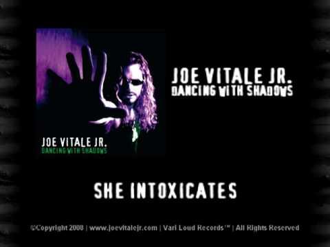 """Joe Vitale Jr. """"Dancing With Shadows"""" Album Sampler"""