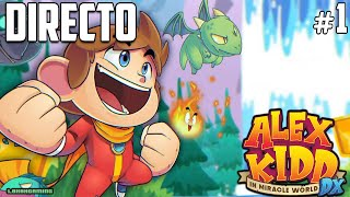 Vídeo Alex Kidd in Miracle World DX