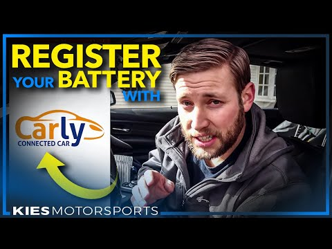 How to Change, Install, and REGISTER a BMW Battery with My Carly (BMW F30, F15, F25, and more!)