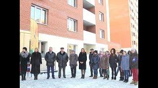 В Красноглинском районе 14 детей-сирот получили квартиры