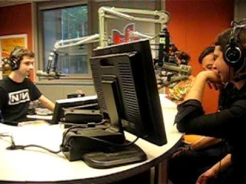 Brillig - Interview Snippet #1:  Matt & Denni on Radio Wave (Czech Republic)
